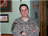 Ashley Oliphant - Army Iraq (Trustee Randy Oliphants daughter-in-law)