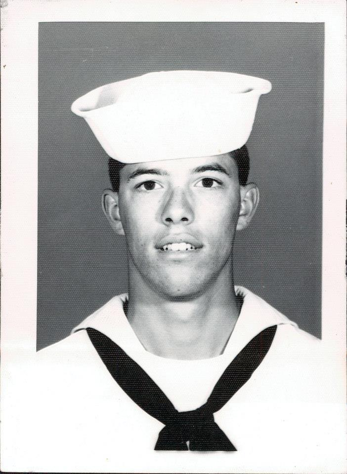 John L Schroeder - Navy Vietnam (Mary Lous brother)
