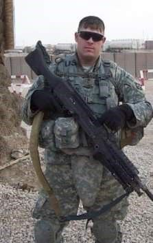 Jon Janikowski - Army Iraq (Joshs brother)
