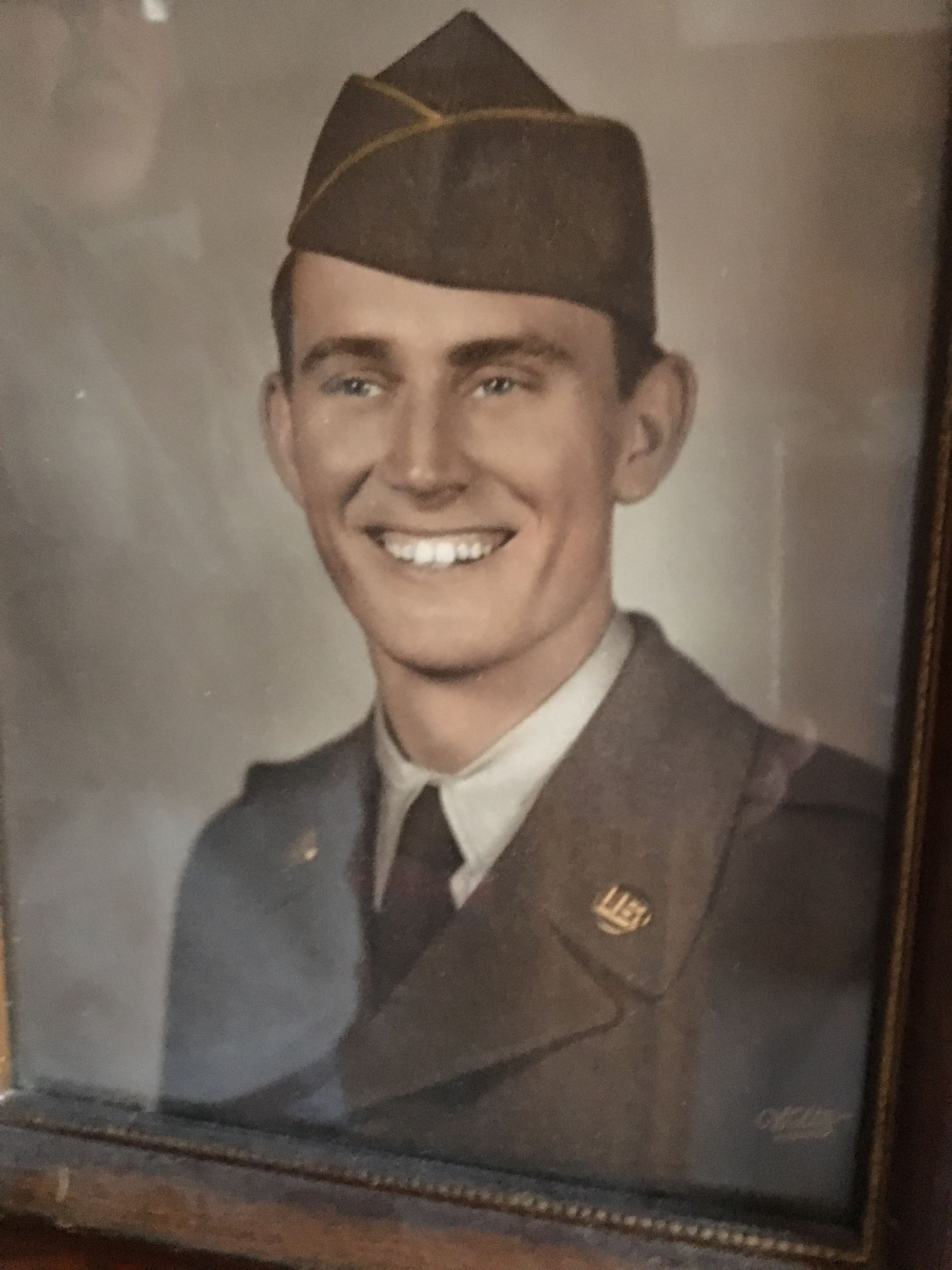 William Rogers - Korean War (Jesses grandfather)