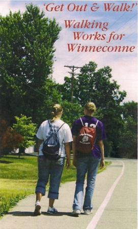 Get Out and Walk. Walking Works for Winneconne