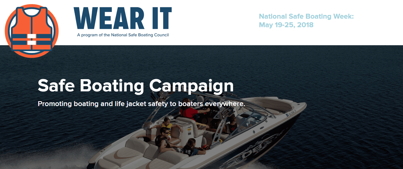 boat safety 2018
