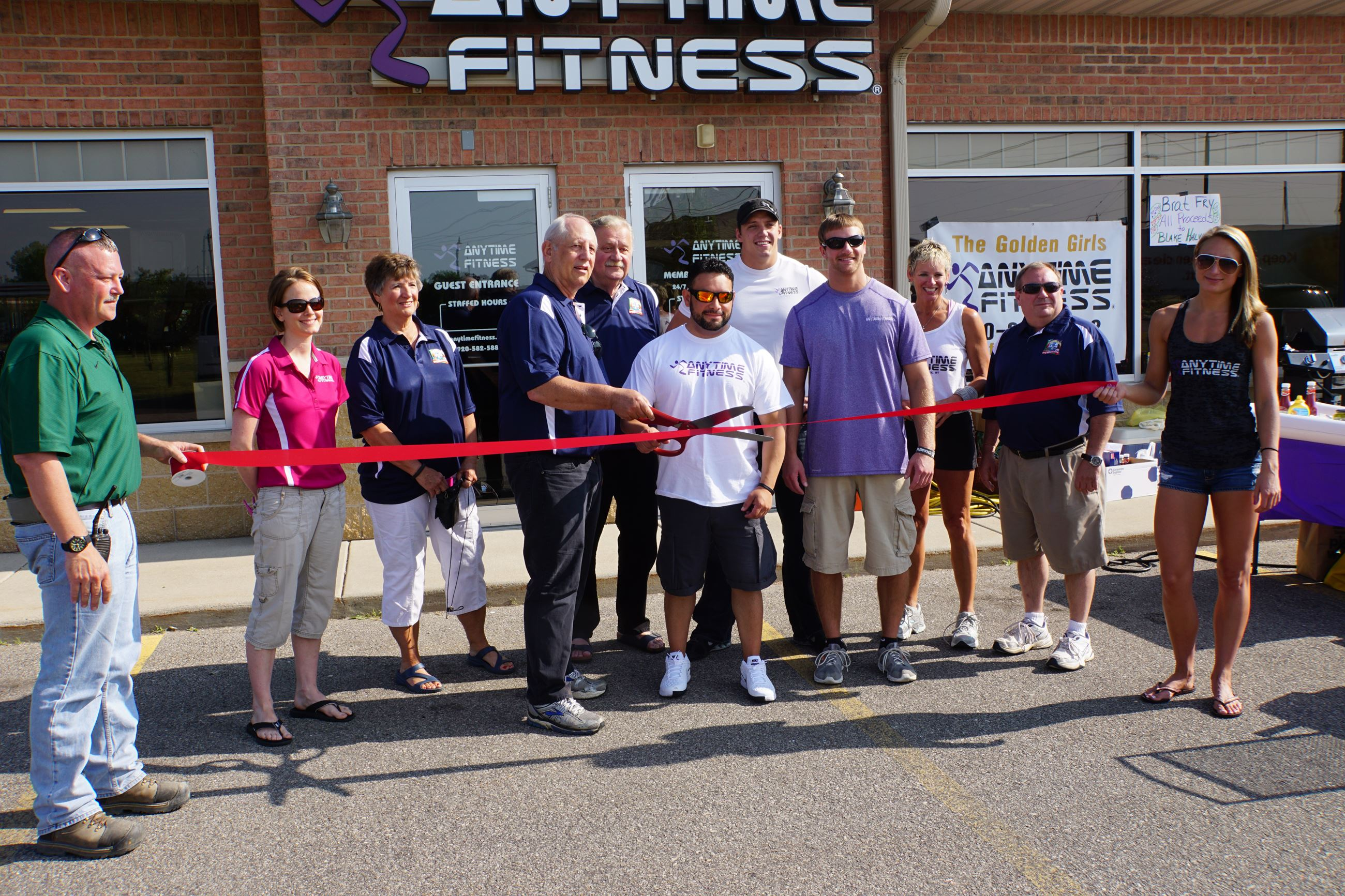 Anytime Fitness Grand Re-Opening
